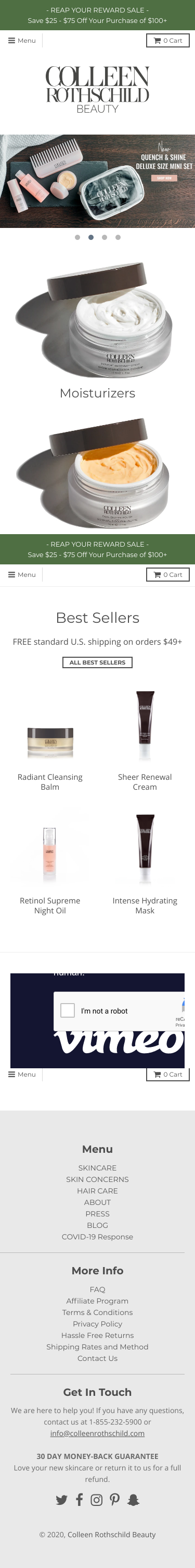 Colleen Rothschild Beauty Coupon