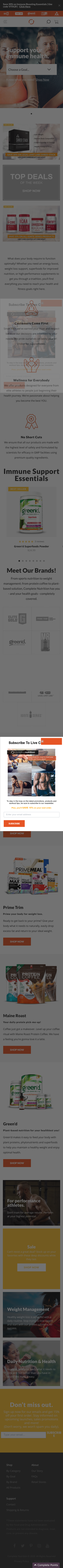 Complete Nutrition Coupon