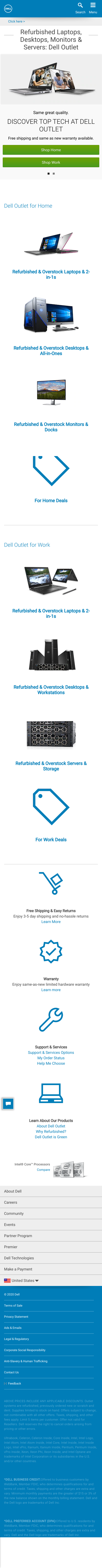 Dell Refurbished Computers Coupon