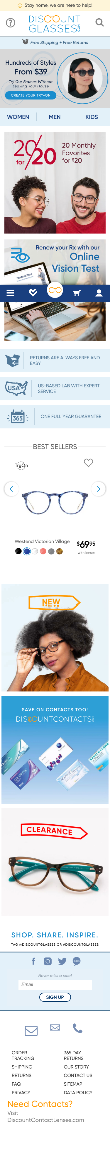 DiscountGlasses.com Coupon