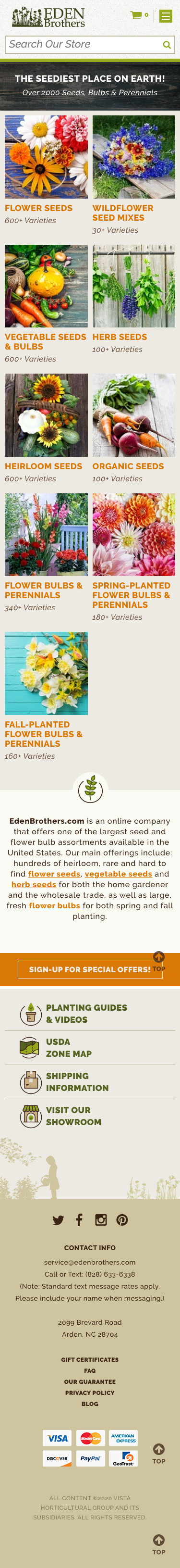 Eden Brothers Coupon