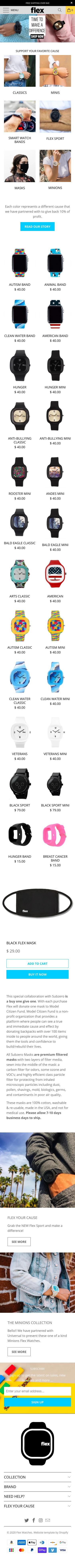 Flex Watches Coupon