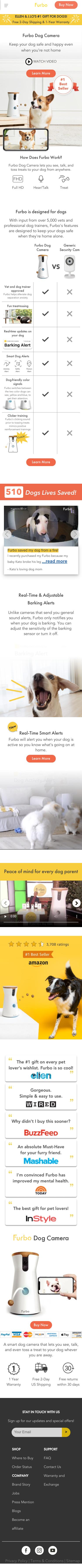 Furbo Dog Camera Coupon