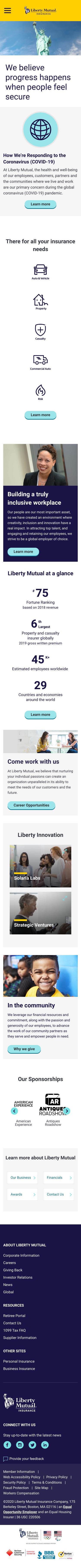 Liberty Mutual Insurance Coupon