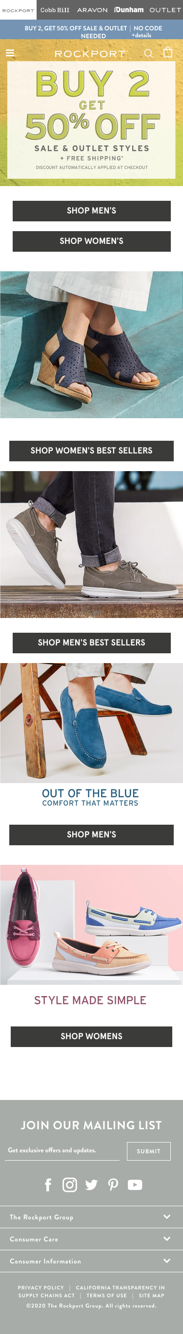 Rockport.com Coupon