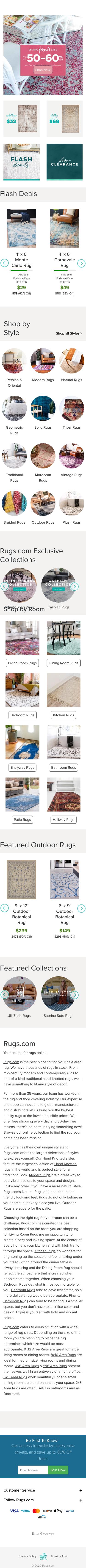 Rugs.com Coupon