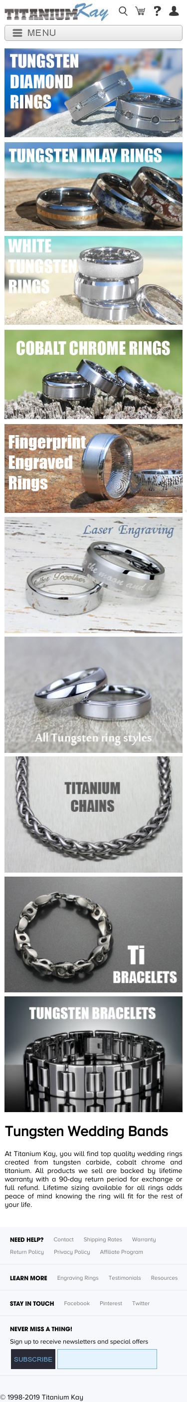 Titanium Kay Coupon