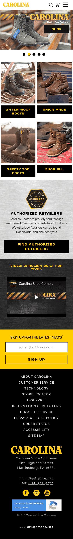 Carolina Footwear Coupon
