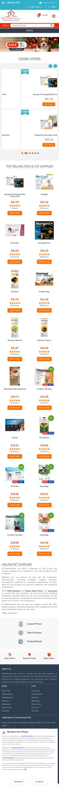 Best Vet Care Coupon