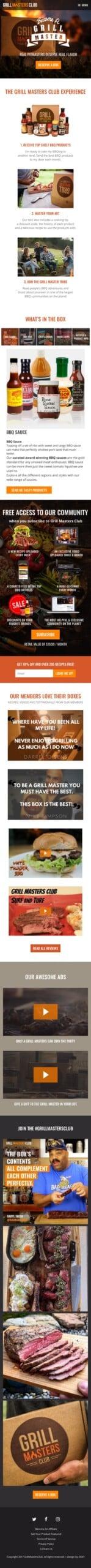 grillmastersclub.com Coupon