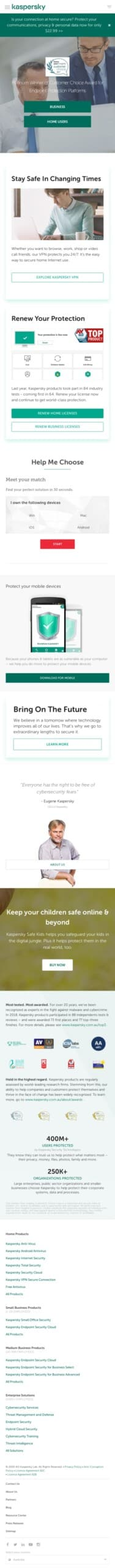 Kaspersky Lab Coupon