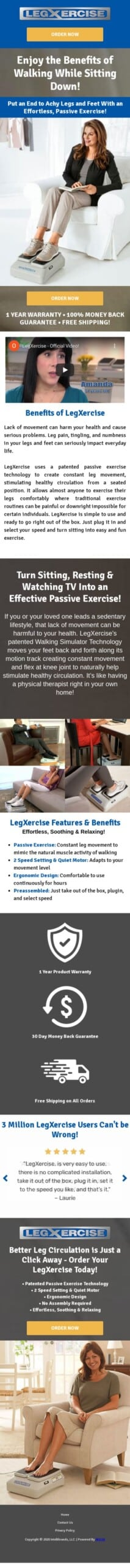 LegXercise Coupon