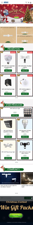 SANSI LED LIGHTING INC. Coupon