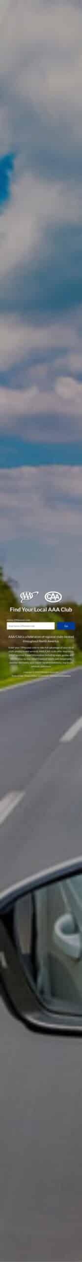 AAA - Auto Club Coupon