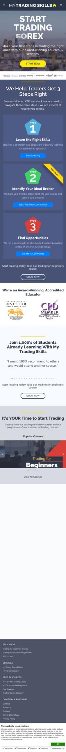 My Trading Skills Coupon