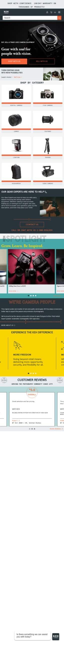 keh.com Coupon