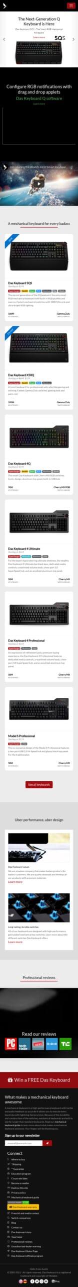 Das Keyboard Coupon