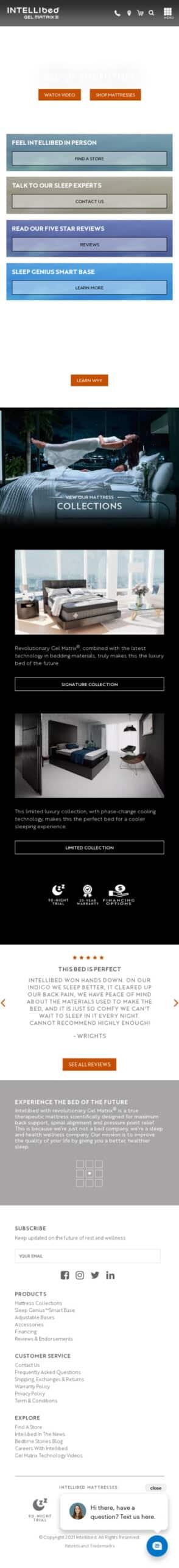 Advanced Comfort Technologies, Inc Coupon