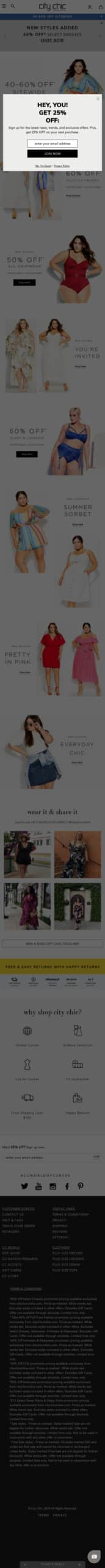 City Chic Online Coupon